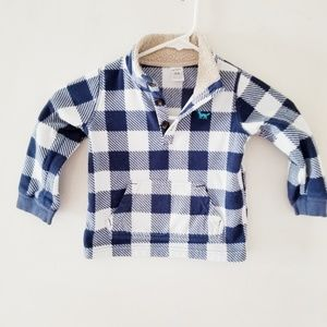 Carter's 24 month pull over shirt